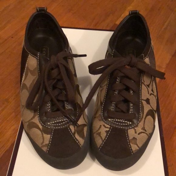 Coach Shoes - Coach sneakers style a 1218 Melody 5B